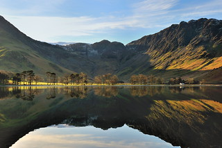 The Buttermere bowl