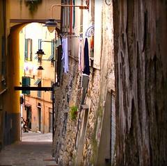 Voglia di Genova 😍😍😍 (SoleTempesta) Tags: genova caruggi ghesemmu vicoli liguria via strada zena focaccia