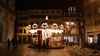 UDINE. LA GIOSTRA. (FRANCO600D) Tags: udine ud giostra notturno luci lunapark piazza città passanti smartphone samsung note4