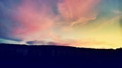 "Backyard /வீட்டின் பின்புரம், மில்டன் (""Rooster"") Tags: escarpement sunset miltonontario"