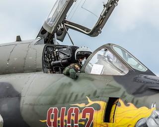 Sukhoi pilot