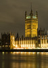 The Palace of Westminster at Night (Tom Stirling) Tags: london londonatnight housesofparliament thames river city
