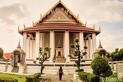 Stand Up ! (Lцdо\/іс) Tags: wat suthat lцdоіс thailande thailand thailandia temple travel discover bangkok capital buddha