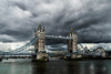 Tower Bridge London (Bajo Rogan) Tags: london uk travel trip visit holiday towerbridge greatbritain thames river water cityscape cloudy sky city center places bridge tower building architecture ngc