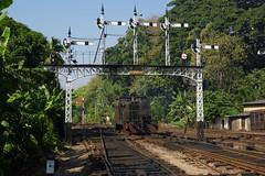 Y683 Kandy (Gridboy56) Tags: slr srilanka kandy y683 diesel railways railroad railfreight trains train locomotive locomotives hunslet