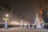 Winter Magic in Gdańsk (Vaidas M) Tags: gdańsk poland polska nikond800 samyang24mmf14edasumc winter snowstorm