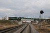 2M62 on its way to Tukums (berlinger) Tags: jelgava lettland bridge ldz latvia train railways locomotive 2m62