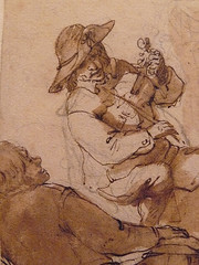 OSTADE Isaac - Fête Paysanne (drawing, dessin, disegno-Custodia) - Detail -zc (L'art au présent) Tags: art painter peintre details détail détails detalles painting paintings peintures peinture17e 17thcenturypaintings peinturehollandaise dutchpaintings dutchpainters peintreshollandais tableaux paris fondation foundation france holland hollande animal animaux animals figures personnes man men hommes femme women woman female jeunefemme youngwoman boy littleboy garçon enfant kid kids child children peasantfair party feast paysan dog pet chien isaack