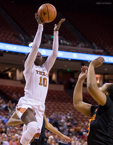Texas Longhorn Women's Basketball (vs Oklahoma State, 2018-01-03)