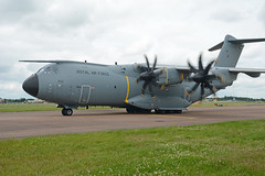 DSC_4934 - Airbus A400M Atlas C. Mk. 1, ZM402, 70 Squadron, Royal Air Force, RAF Fairford, 7th July 2016. (Martin Andrew Laycock) Tags: royalairforce raf raffairford egva royalinternationalairtattoo2016 riat2016 riat airbusa400matlas zm402