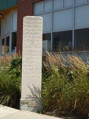 PublicLibraryArt05 (alicia.garbelman) Tags: antigonish novascotia canada publicart libraries signs