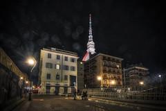 Torino di notte : quando la Mole incanta ... (Roberto Defilippi) Tags: 2018 12018 rodeos robertodefilippi nikond7100 tokina1116mmf28 torino turin moleantonelliana mood night notte tripod treppiede