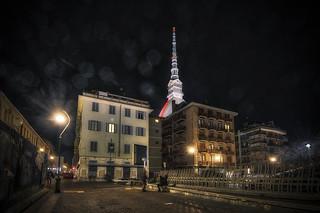 Torino di notte : quando la Mole incanta ...