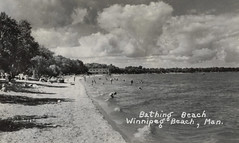 Winnipeg Beach 11 (vintage.winnipeg) Tags: winnipeg manitoba canada history historic vintage winnipegbeach beach