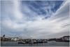 Port de St Jean de Luz (Christophe Hamieau) Tags: aquitaine atlanticocean continentsetpays europe euskadi fr fra france océanatlantique paysbasque pyrénéesatlantiques bateaudepêche blockhaus ciel clouds fishermanboat grandangle harbour nuages port sky wideangle