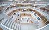 DSCF7349 (Thorsten Burkard) Tags: stadtbibliothek mailänder platz stuttgart architekt eun young yi staircase germany xpro2 bibliothek