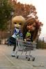 To the infinity and beyond!!!! (fliki-mec) Tags: da byul custom doll friendship friends tigerlilly melizze kawaii crazy playing street urban