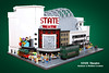 LEGO STATE Theatre (alanboar) Tags: statetheatre state theatre historical conservation heritage