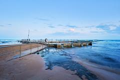 Mona Vale (Bill Thoo) Tags: monavale monavalebaths swimmingpool sydney nsw newsouthwales australia landscape scenic travel coast ocean sea beach sunset dusk bluehour a7rii sony ilce7rm2 zeiss batis 18mm