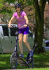 ELLIPTIGO (swong95765) Tags: ride pedal bicycle transprtation woman engineering unique design