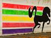 ballo (Alejandro8a) Tags: street colores colors paint wall color caballo horse