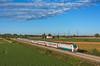 FS E402B 127 (maurizio messa) Tags: pavese lombardia intercity ic ic35952 e402b e402 mau nikond7100 bahn ferrovia treni trains railway railroad sun icsun