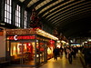 Christmas station (mkk707) Tags: olympuse1 ccd leicadsummilux11425asph darmstadt hauptbahnhof lights reflections
