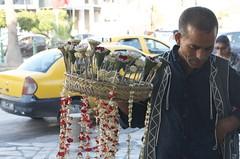 Seller (Pablo (JU)) Tags: tunisia jazmin machmoun sousse street flowers jasmine