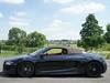 Audi R8 Spyder Verdeck