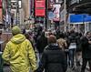 Pedestal--Times Sq (PAJ880) Tags: pedestal times sq people crowd signs nyc new york city urban