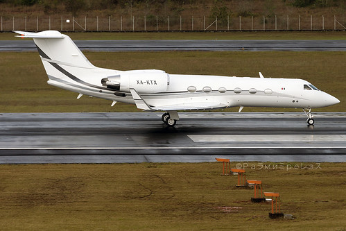 Private Gulfstream IV MDE