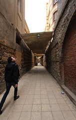 Aly (Filippo M. Conte) Tags: cairo egypt travel christmas winter holiday friends walk ruins
