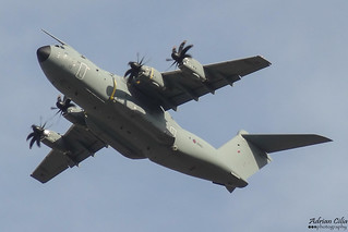 Royal Air Force --- Airbus A400M Atlas --- ZM401