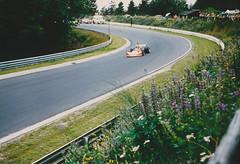 Mach Formel 1 (Jägermeister) Stuck (dieter.gerhards) Tags: jägermeister march formel1 stuck nürburgring nordschleife 1974 hohe acht