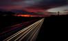 rushhour sunset (Lee Woodcraft) Tags: lighttrail sunset d7200 nikon