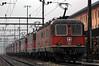 SBB CFF FFS - CHIASSO DEPOSITO (Giovanni Grasso 71) Tags: chiasso deposito svizzera ferrovie federali svizzere sbb cff ffs locomotive re44 re66 re420 re620 nikon d90 giovanni grasso