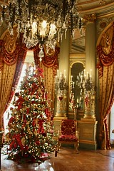 Holiday Decor (Read2me) Tags: pree cye tcfe christmas newportmansion interior tree decoration yourockwinner ge yourock storybookotr