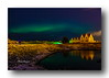 Aurora Hunting Night . (Chula Amonjanyaporn) Tags: chula amonjanyaporn aurora night house snow sony ilce7rm2 จุฬา อมรจรรยาภรณ์