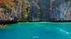 cove.... (Jinky Dabon) Tags: water ocean sea inlet turquoise island pakmengisland fujifilmfinepixhs35exr