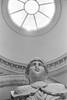 The Met, NYC. (setpower1) Tags: newyorkcity nyc minoltasrt101 kodaktrix kodakd76 bw vintagefilmcamera 35mmfilm epsonv550 metropolitanmuseumofart metmuseum minolta55mmf17mcrokkorpf