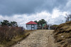 the destination at last.. (eyenamic) Tags: path way destination clouds sky sandakphu trekking trek sandakphutrek himalaya westbengal india nepal nikon d5100