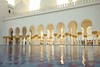 The Grand Mosque (Jorgepevet) Tags: abudhabi sheikhzayedgrandmosque grandmosque unitedarabemirates photography dayphotography goldenhour