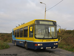 WV51 - Rt44B - Glencullen - 171117 (dublinbusstuff) Tags: dublinbus dublin bus wv51 glencullen ballybrack johnniefoxes route44b wrightcrusader2 volvob6ble donnybrook dundrum