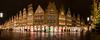 Weihnachtlicher Prinzipalmarkt (p.niebergall) Tags: münster weihnachten nacht panorama