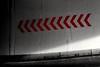 Reverse forwards (M.patrik) Tags: forward driving drama blackwhite garage path red 2018 forwards reverse hope light