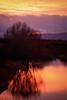 Sunset at the lake (SM_WZ) Tags: clouds deutschland germany hessen sonnenuntergang sunset wetterau wolken baum lake sea see tree