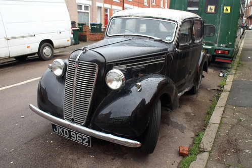 Morris 10_Farman Road_Earlsdon_Coventry_Jan18