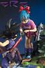 DSC08287Logo (customresincollectors) Tags: goku meets bulma diorama dragonball dragonballz statue