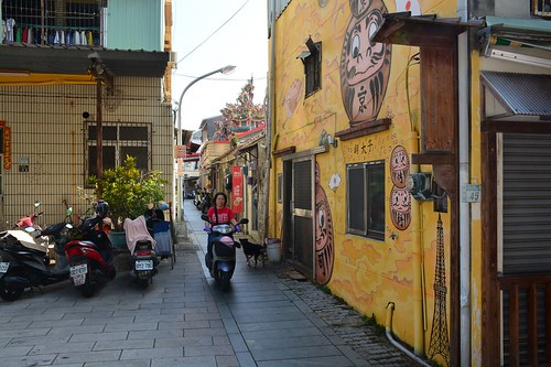 Old Anping streets (Tainan, Taiwan 2017)