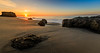 7 Rock (JohnLazo19) Tags: 1635mm beach canon5dmarkiv elmatador landscapes morning ocean rocks sunrise water waves